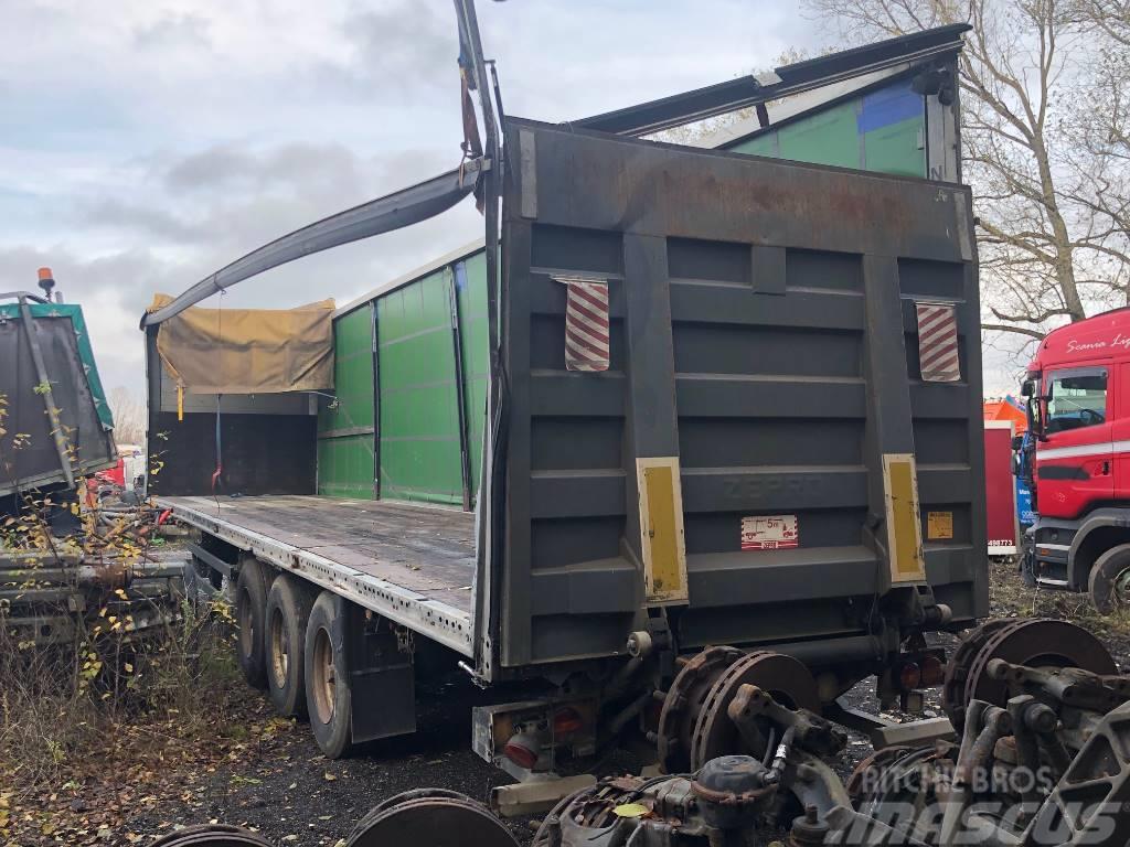 Schmidt 13,6 trailer / damage