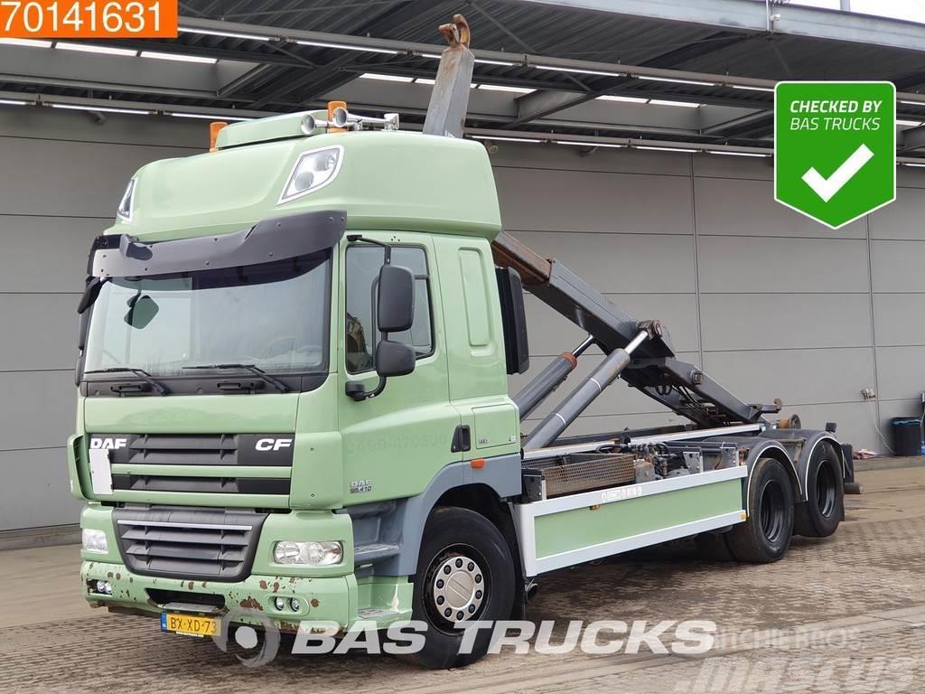 DAF CF85.410 6X2 NL-Truck Manual Standklima Liftachse