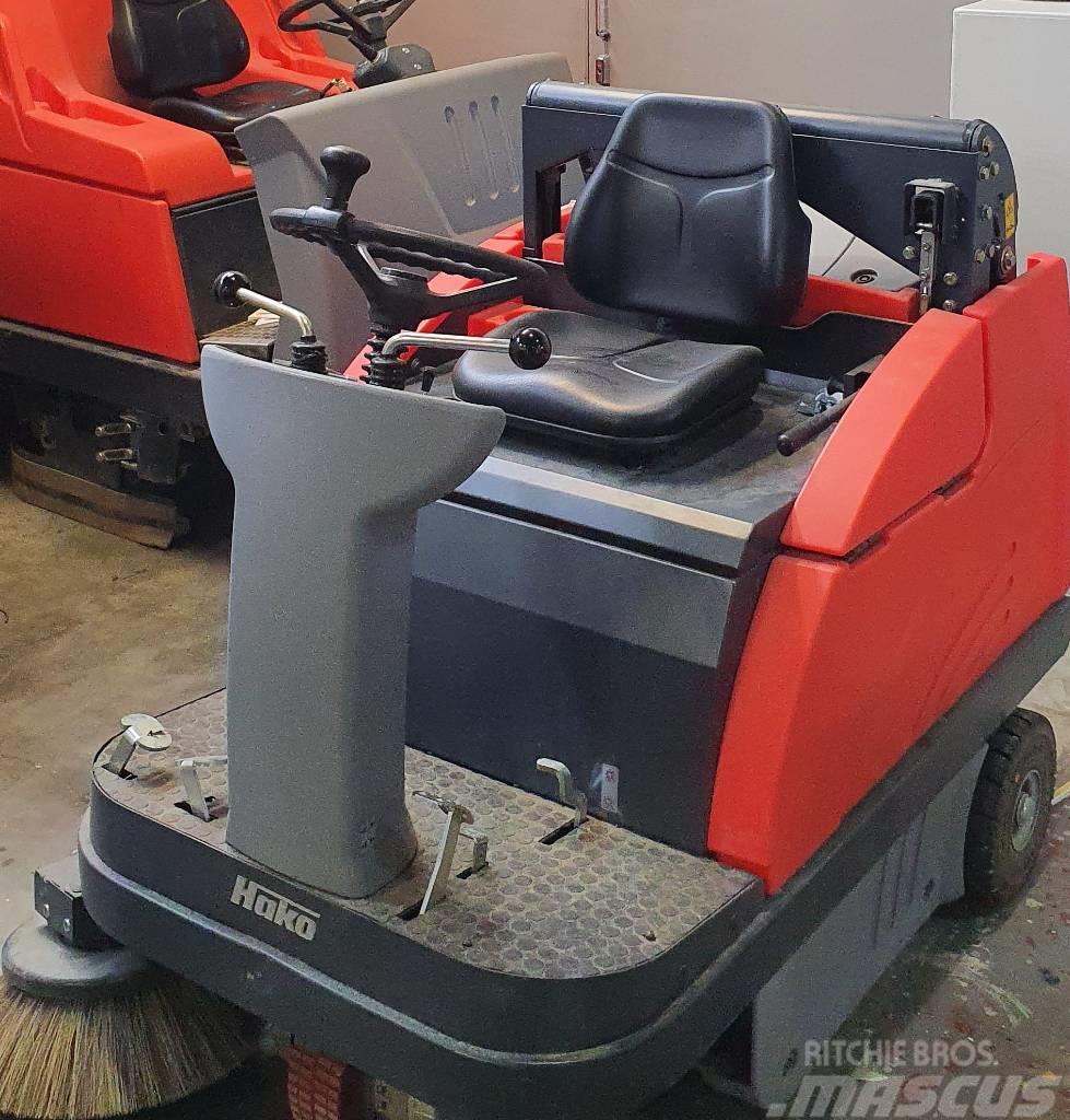 Hako Sweepmaster B980 RH