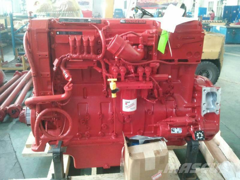 Cummins QSX15-C525 engine assy