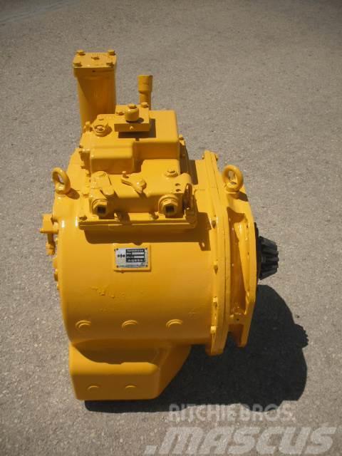 Komatsu D65E-8 complet machine in parts
