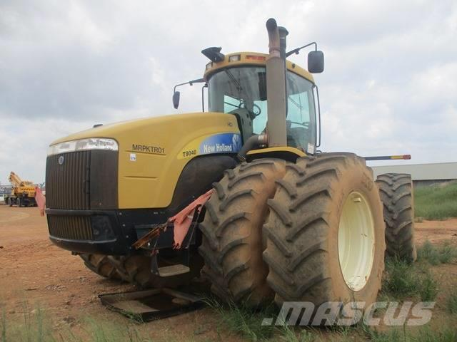 New Holland T 9040 Hauler Tractor