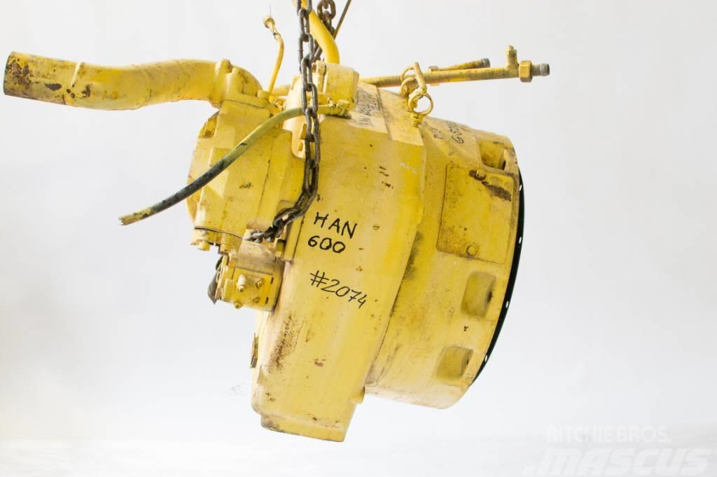 Hanomag 521,2 Skrzynia Gearbox Getriebe