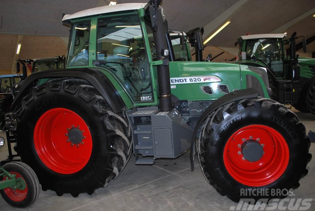 fendt 820 vario tms preis baujahr 2009 gebrauchte traktoren gebraucht kaufen und. Black Bedroom Furniture Sets. Home Design Ideas