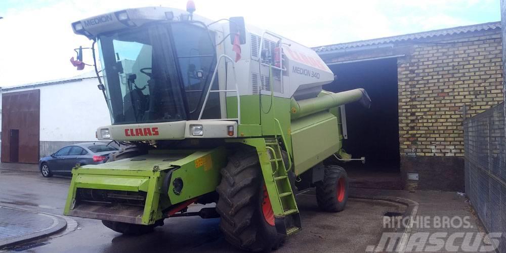 CLAAS Medion 340