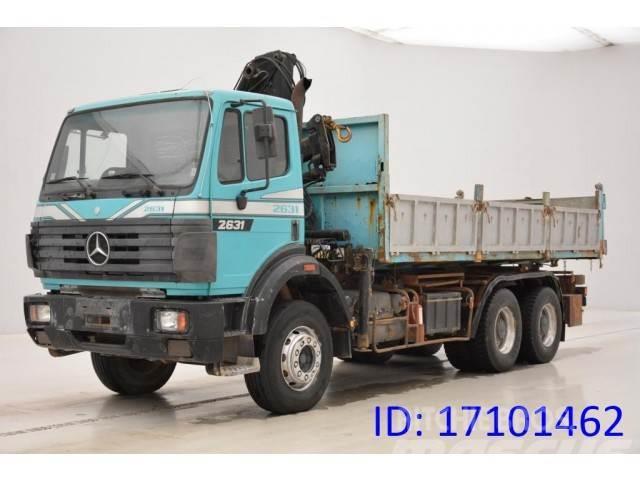 Mercedes-Benz SK 2631N - 6x4