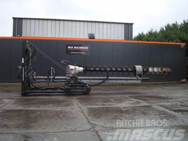Erkat ER250L Boring auger frame