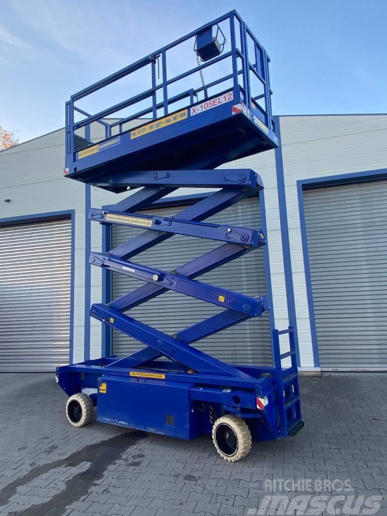 Holland Lift X 105 EL 16