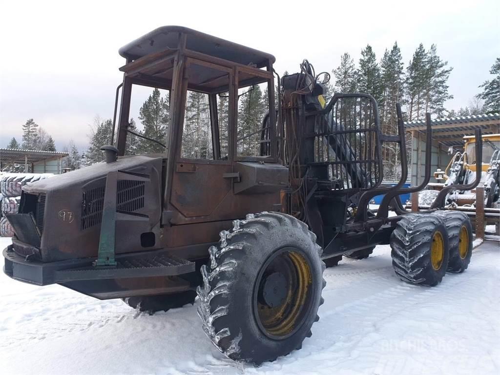 Timberjack 1010D 6WD Demonteras