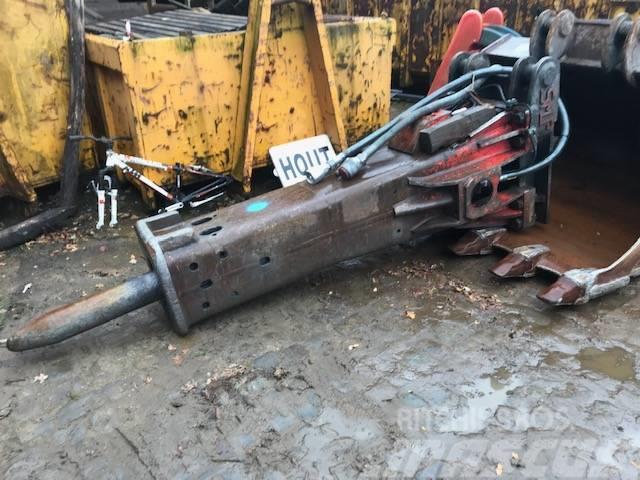 [Other] Inan Makina - Hydraulic Hammer - Breaker MTB255 -