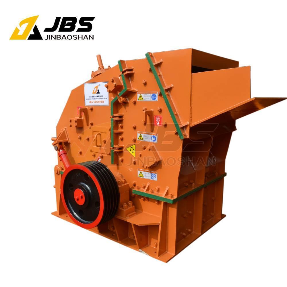 JBS PF 1010 impact crusher 80 tph rock crusher plant