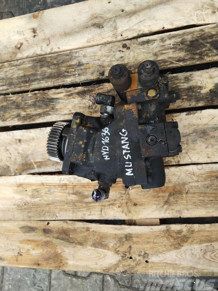 Sauer Danfoss Hydraulic pump hydraulic engine Mustang AL 400 pre