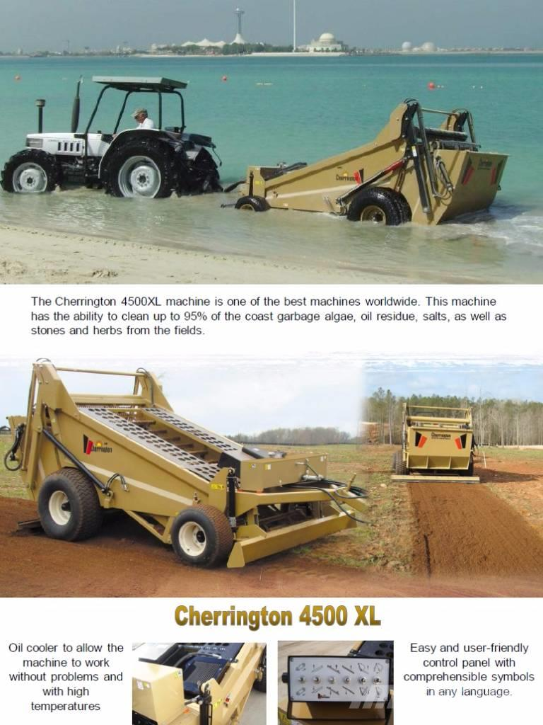 Cherrington 4500XL