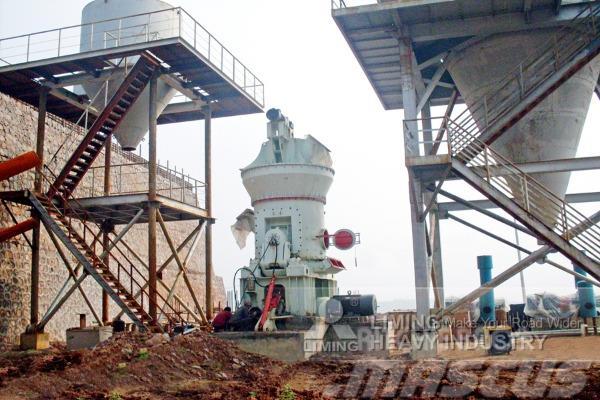 Liming El molino vertical de la serie LM