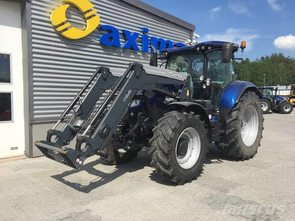 New Holland T 7.225 AC