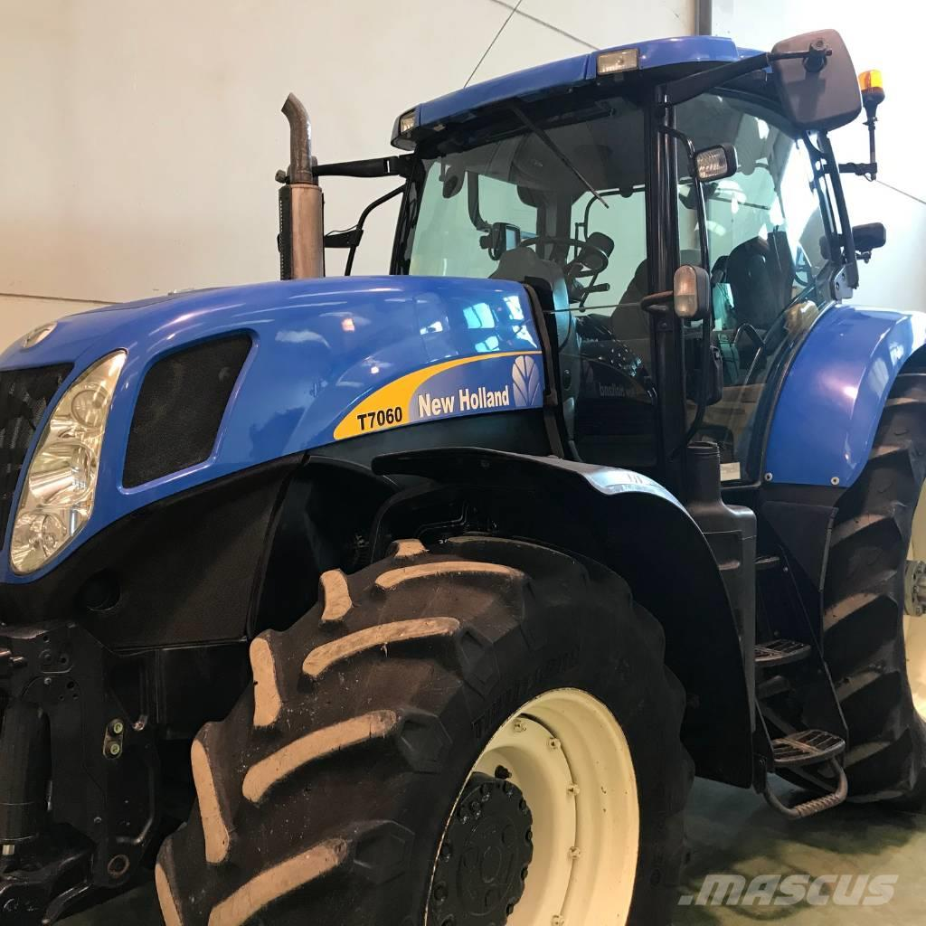 New Holland T7060 PC