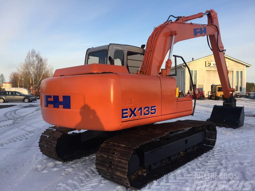 Hitachi EX 135