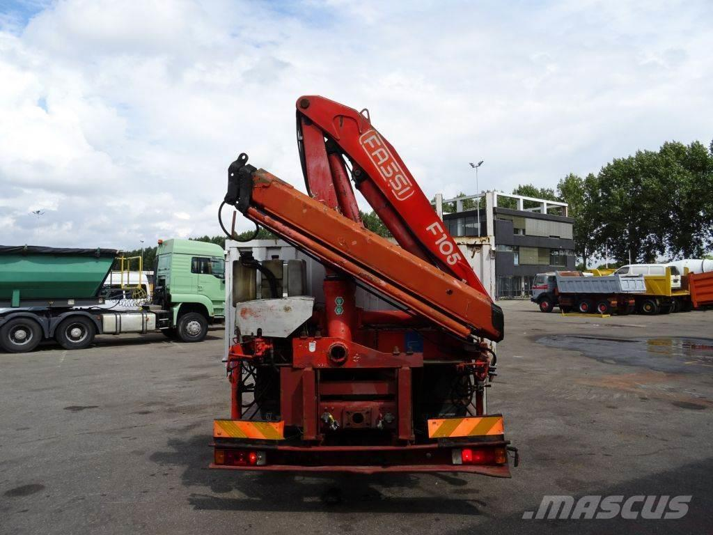 Fassi F105.22 Crane Good Working