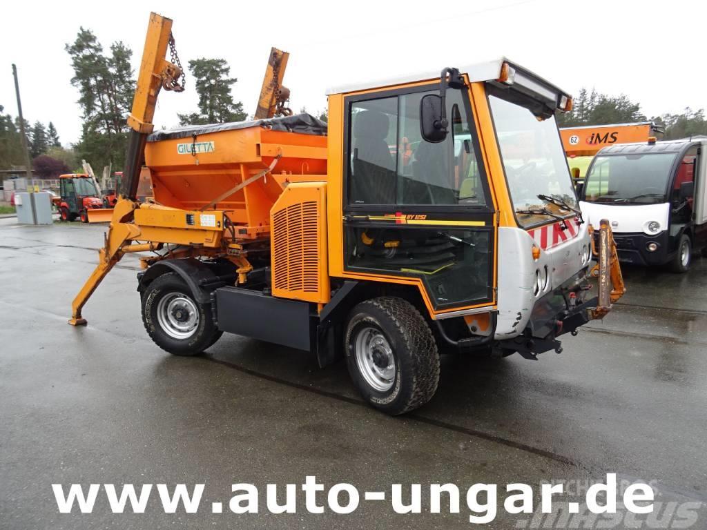 Boki HY 1251 B Absetzkipper 4x4x4 Winterdienst