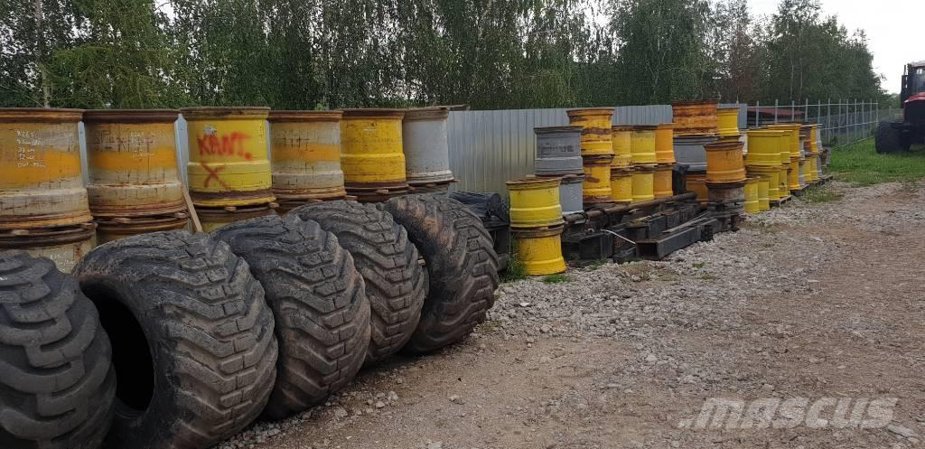 Nokian 710/45-26.5 Forestry tyres, rims