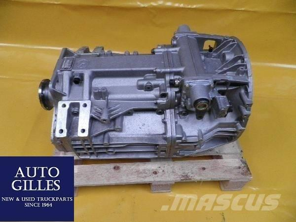 Mercedes-Benz Atego G100-12 / G 100-12 mechanische Schaltung