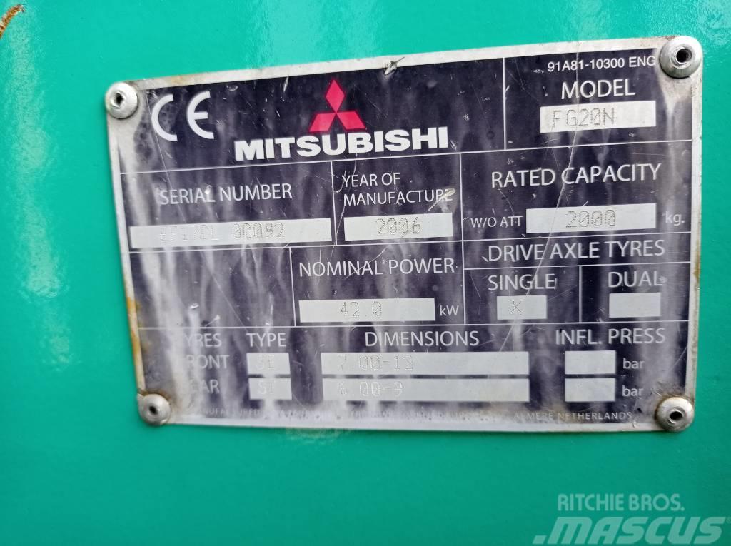 Mitsubishi FG20NLP