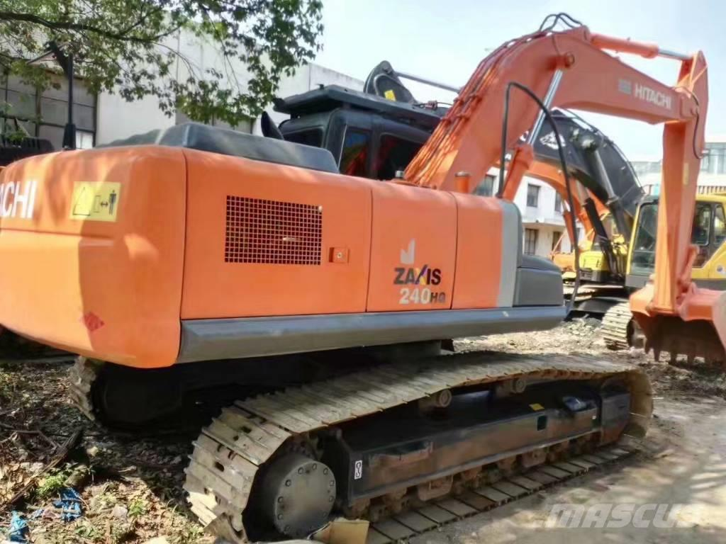 Hitachi zaxis 240 HQ