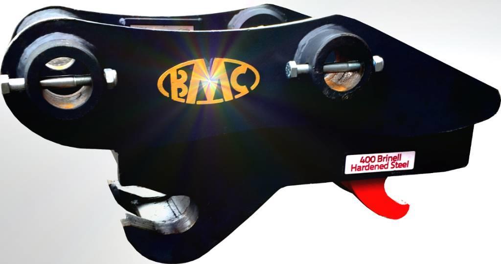 BMC Hyundai R140 hydraulic quick hitch