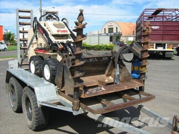 Finn Skid Steer Eagle 254