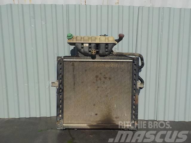 MAN TGA Radiator 81061016510/50589/81061016472