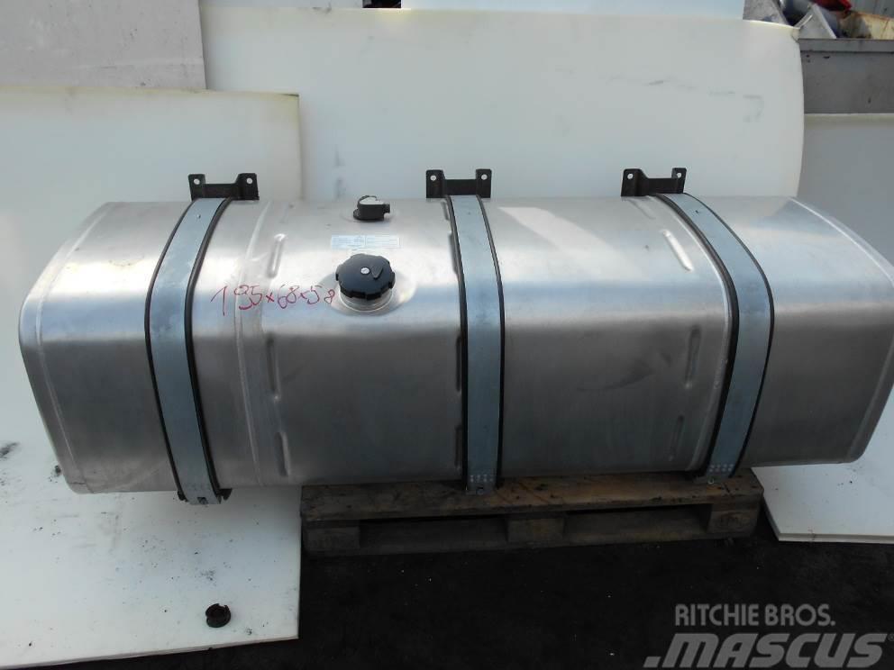 MAN TGS 700L Dieseltank Euro6
