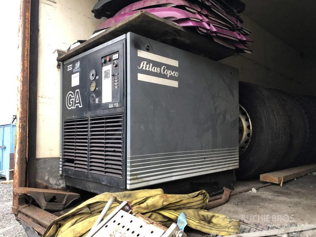 Atlas Copco GA115 Electric