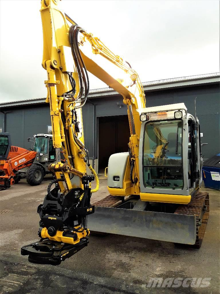 New Holland Kobelco E70SR-1