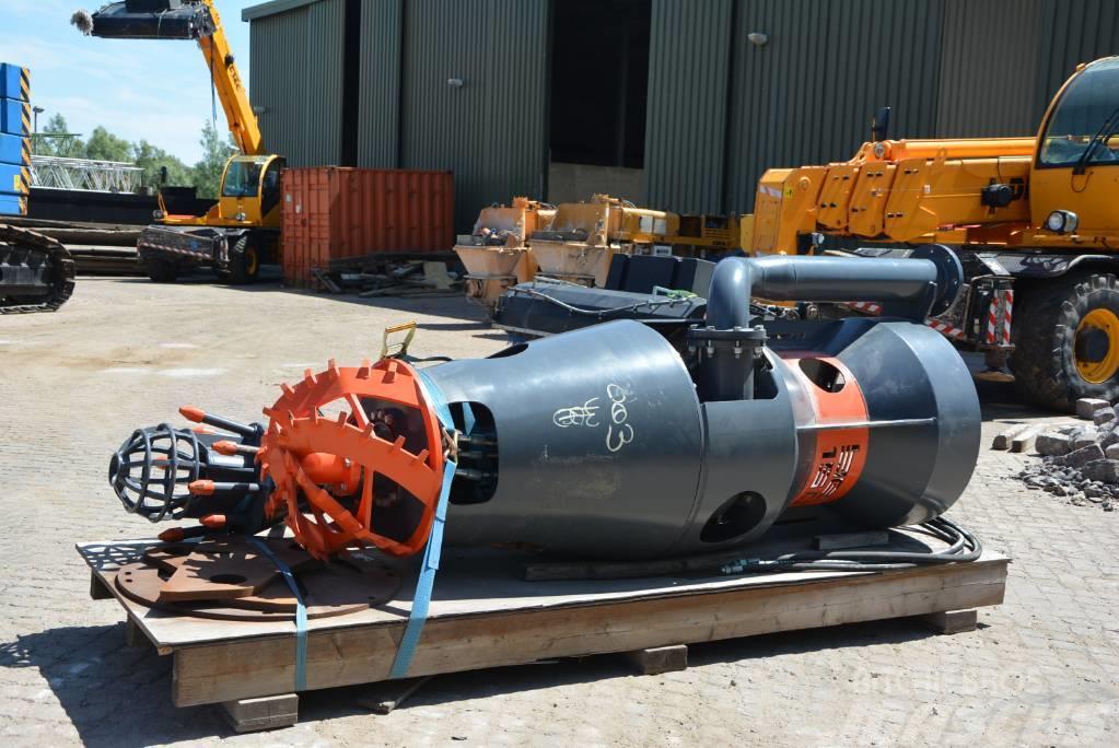Bell Dredge Pump Cutter CSD150