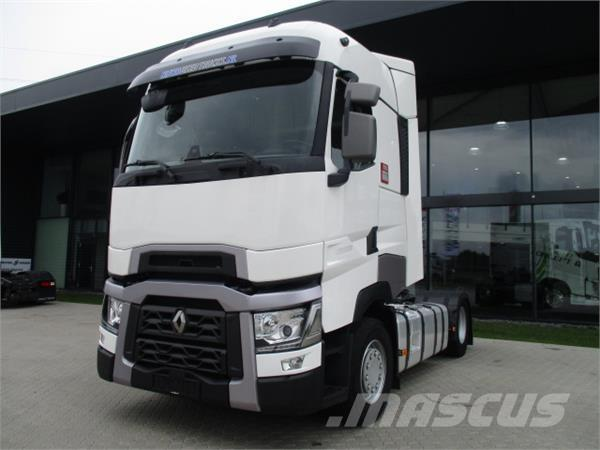 renault t high 520 4x2 tractor units price 51 607 year of manufacture 2015 mascus uk. Black Bedroom Furniture Sets. Home Design Ideas