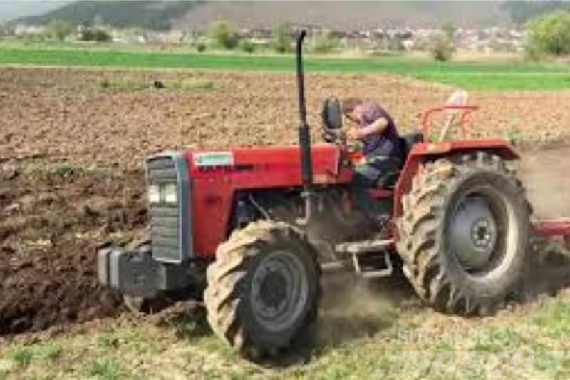 Tafe New Tafe 45 DI 4wd Tractors