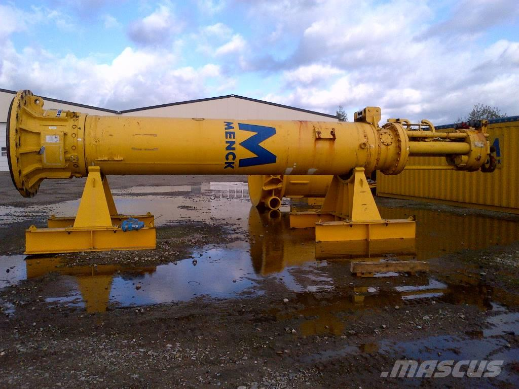 [Other] Menck MHU300S-270T mit Hydraulikaggregat MHP 800