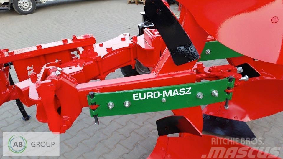 Euro-masz Rotating Plough 3+1/Pflug/Arado/Charrue