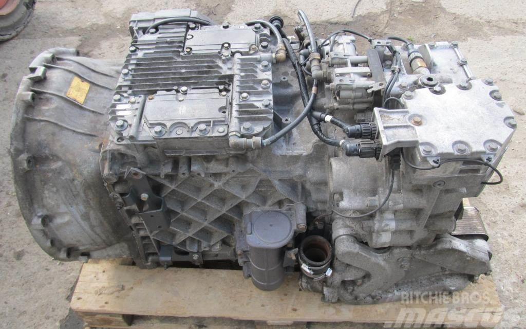 Renault Magnum DXI AT2412C