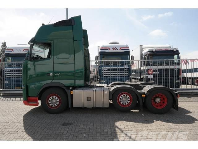 Volvo FH 460 6X2 GLOBETROTTER XL