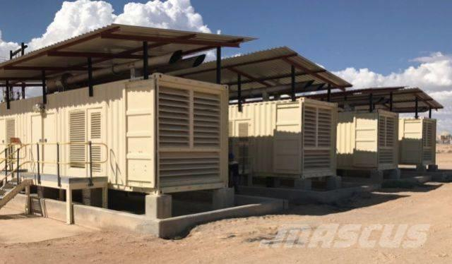 Perkins Diesel Generators Enclosed