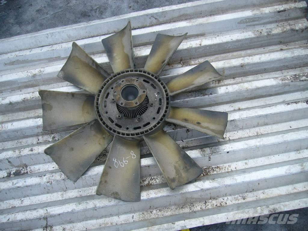 Scania 144 ventilator