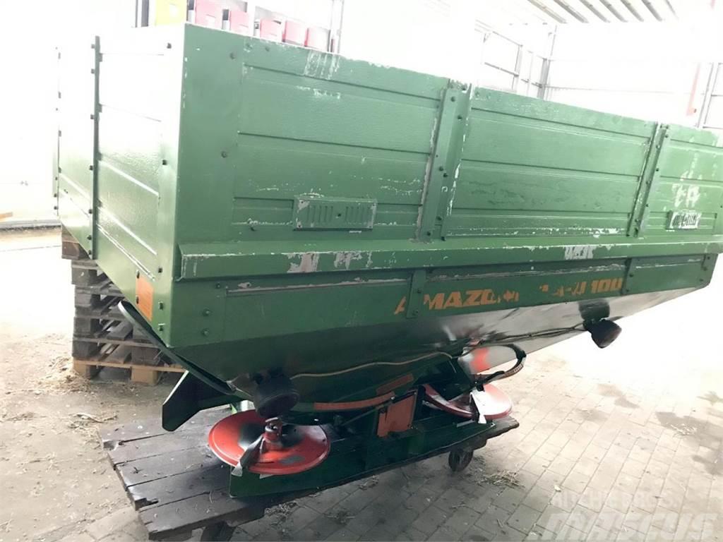 Amazone ZA-U 1001 mit Aufsatz insgesamt bis 2.500 Liter