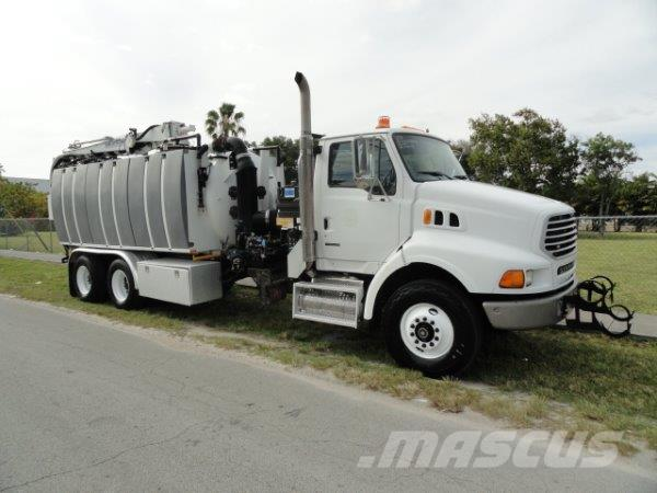 Ford Sterling LT8500 AQUATECH B-15