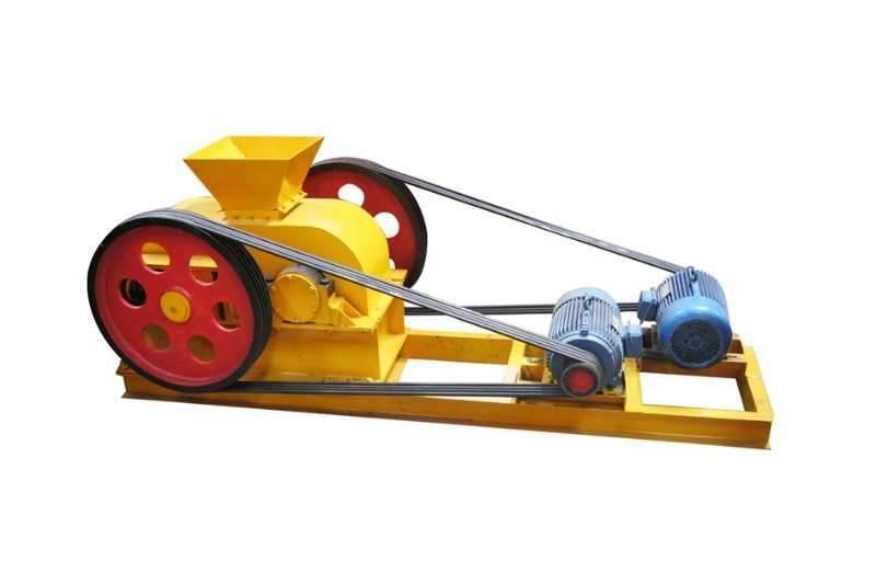 Sino Plant Roller Crusher 380V