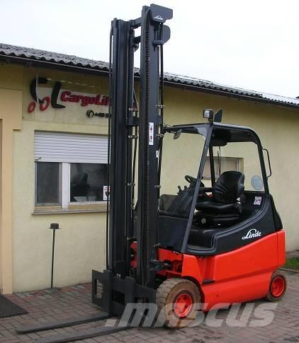 Linde E 25 S-03-600/336 Cargolifts