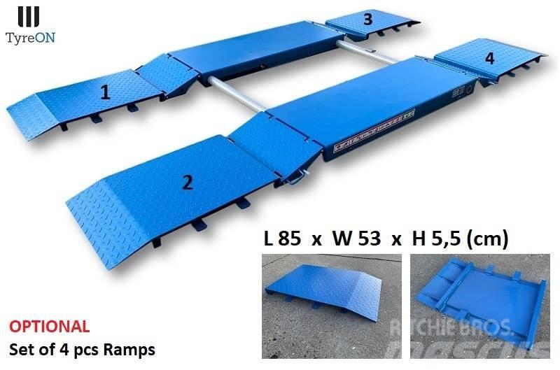 TyreOn TR10 | Ramp set