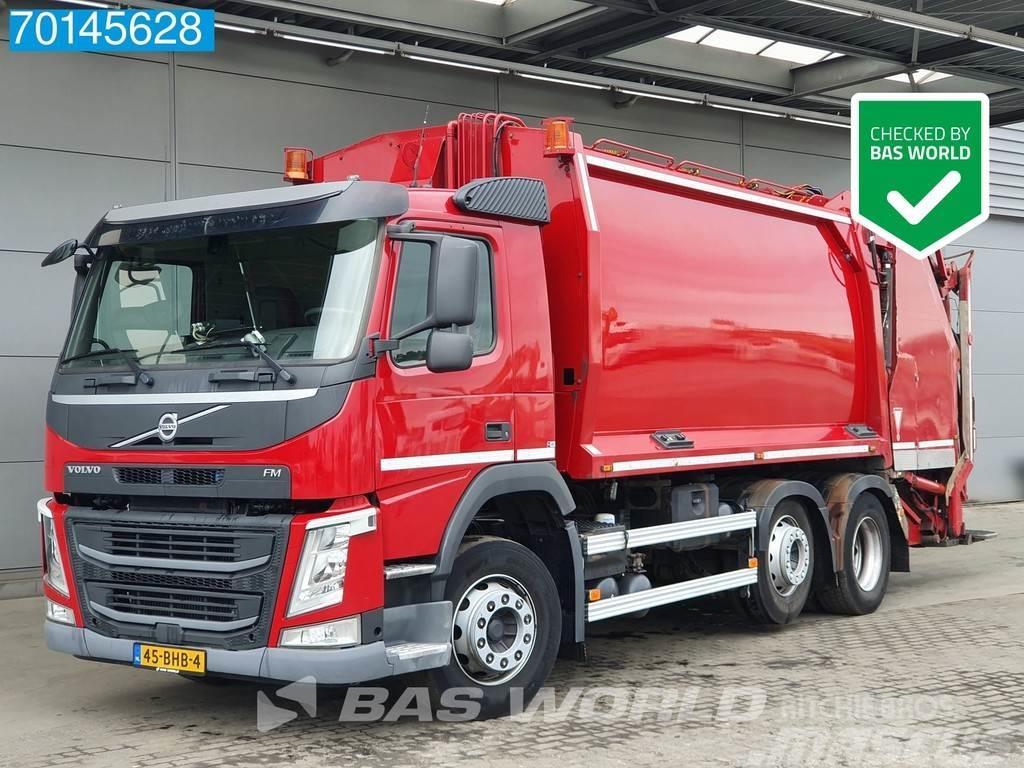 Volvo FM 330 6X2 NL-Truck Lift+Lenkachse Euro 6 Geesink
