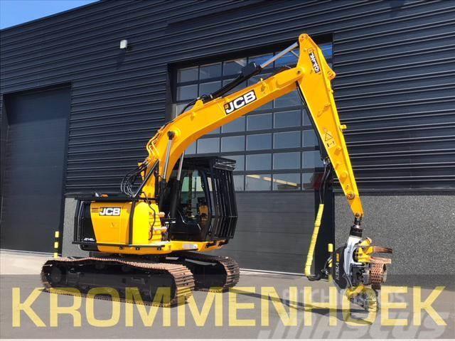 JCB JZ 140 | KESLA 18 RHS Harvester