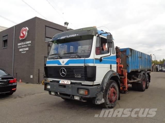 Mercedes-Benz SK 2429 ATLAS 100.1//2